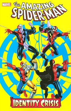 Spider-Man-Identity Crisis