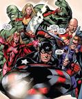 Dark Avengers Unite