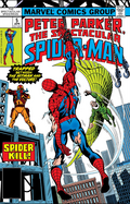 Peter Parker, The Spectacular Spider-Man Vol 1 5