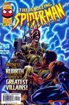 The Amazing Spider-Man Vol 1 422