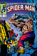 Peter Parker, The Spectacular Spider-Man Vol 1 88