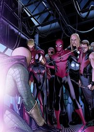 Spidermen y Ultimates