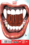 Morbius: The Living Vampire Vol 2 2