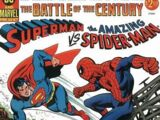 Superman vs. The Amazing Spider-Man (Volume 1) 1