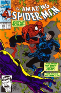 The Amazing Spider-Man Vol 1 349