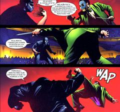 Noir vs Mysterio