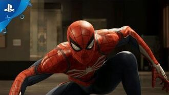 Marvel's Spider-Man - PSX 2017 The Importance of Marvel's Spider-Man – BTS PS4