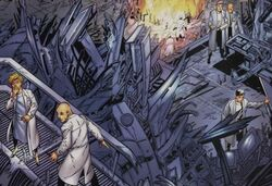 Osborn Industries (Earth-1610) from Ultimate Spider-Man Vol 1 4 001