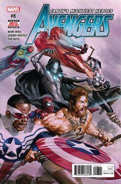 Avengers Vol. 7 -8