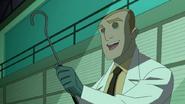 Curtis Connors en su laboratorio - Interactions