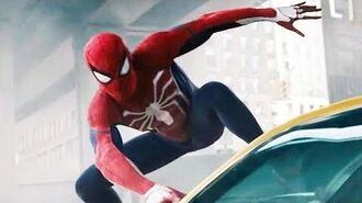 Marvel's Spider-Man - PS4 Official Exclusive Trailer 2 HD (2018) Insomniac Games.
