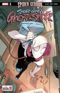 Spider-Gwen: Ghost-Spider Vol 1 1