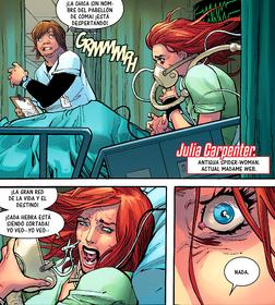 Julia despierta
