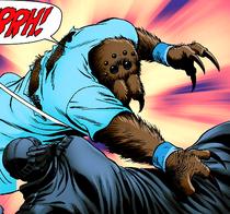Man-Spider poderes