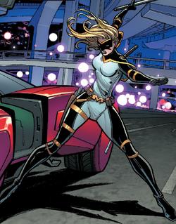 Barbara Morse (Earth-616) from Amazing Spider-Man Vol 4 1 001