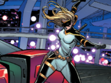 Barbara Morse (Earth-616)