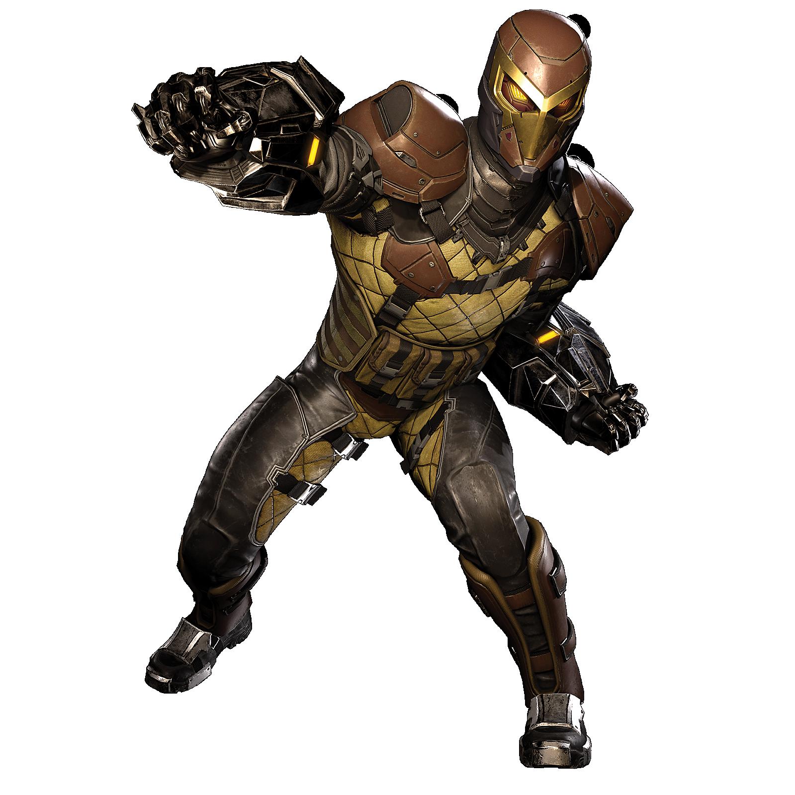 Herman Schultz (Earth-1048)   Spider-Man Wiki   FANDOM