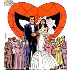 La boda de Spider-man