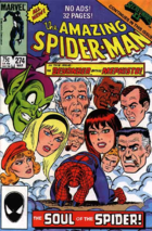 The Amazing Spider-Man Vol 1 274