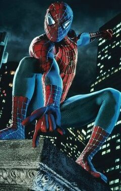 Spider-Man Movieposter 2002