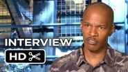 The Amazing Spider-Man 2 Interview - Jamie Foxx (2014)