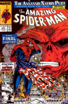 The Amazing Spider-Man Vol 1 325