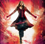 Scarlet Witch Promocional CW 3