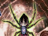 Araña radiactiva