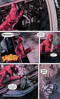 Daredevil-fuerza
