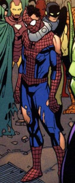 Dark Reign Fantastic Four Vol 1 3 page 15 Peter Parker (Earth-3290)