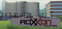 Roxxon Corporation (Earth-1610)