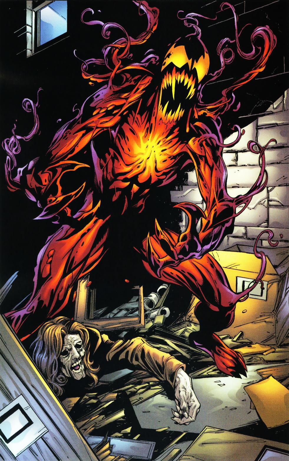 Carnage (Vampiric Life-Form) (Earth-1610) | Spider-Man ...