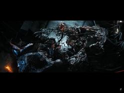 Venom captura
