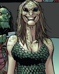 Carlie Cooper Monster