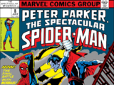 Peter Parker, The Spectacular Spider-Man Vol 1 8