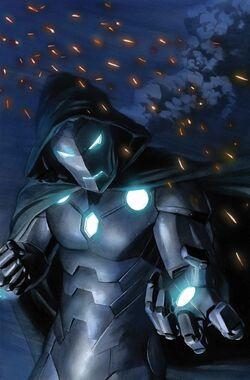 Victor von Doom as Iron Man