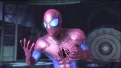 Peter Parker (Present) (Earth-TRN199)