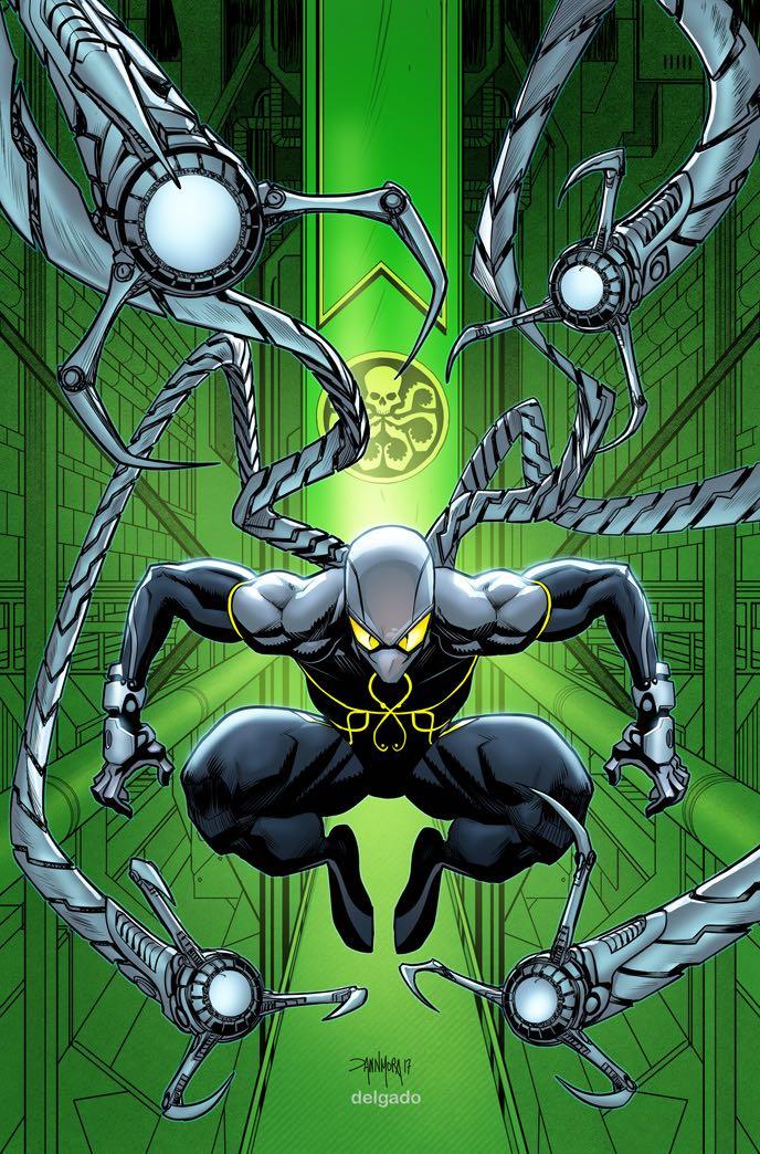 Superior Octopus Suit | Spider-Man Wiki | FANDOM powered ...