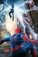 TASM 2 Spider-Man VS Electro Poster