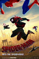 Spider-Man Into the Spider-Verse - Imagen promocional Spider-Men