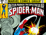 Peter Parker, The Spectacular Spider-Man Vol 1 42