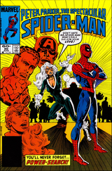 Peter Parker, The Spectacular Spider-Man Vol 1 89