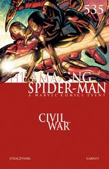 Amazing Spider-Man Vol 1 535