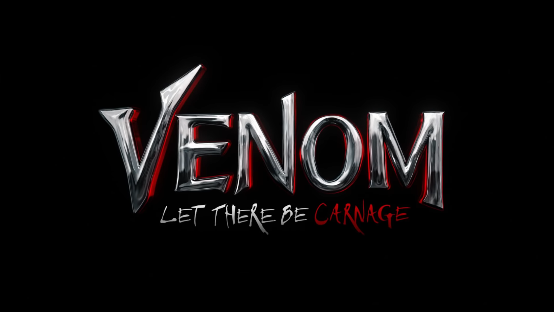 Venom let there be Carnage premieres 2021