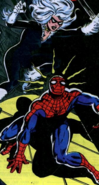 Peter meets the Black Cat