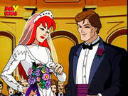 Spider-Man the animated series wedding