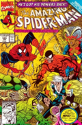 The Amazing Spider-Man Vol 1 343