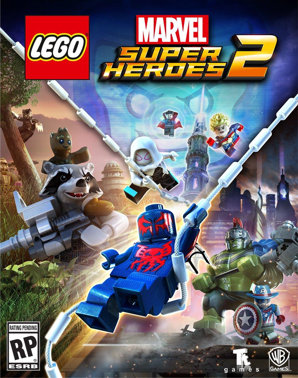 LEGO Marvel Super Heroes 2   Spider-Man Wiki   FANDOM ...