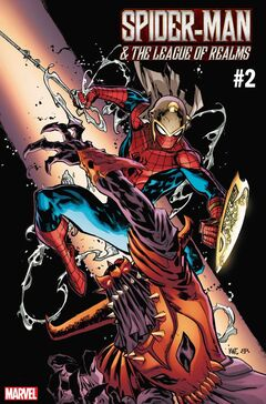 War of the Realms Spider-Man & the League of Realms Vol 1 2