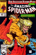 The Amazing Spider-Man Vol 1 324